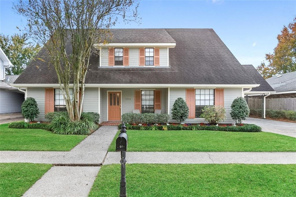 Residential for Active at 7222 CLIFTON Street Harahan, Louisiana 70123 United States
