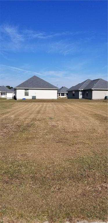 Land for Active at 9012 S CHANTE Court Bridge City, Louisiana 70094 United States