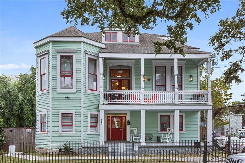 居民收入 为 销售 在 2431-39 BIENVILLE Street 新奥尔良, 路易斯安那州 70119 美国