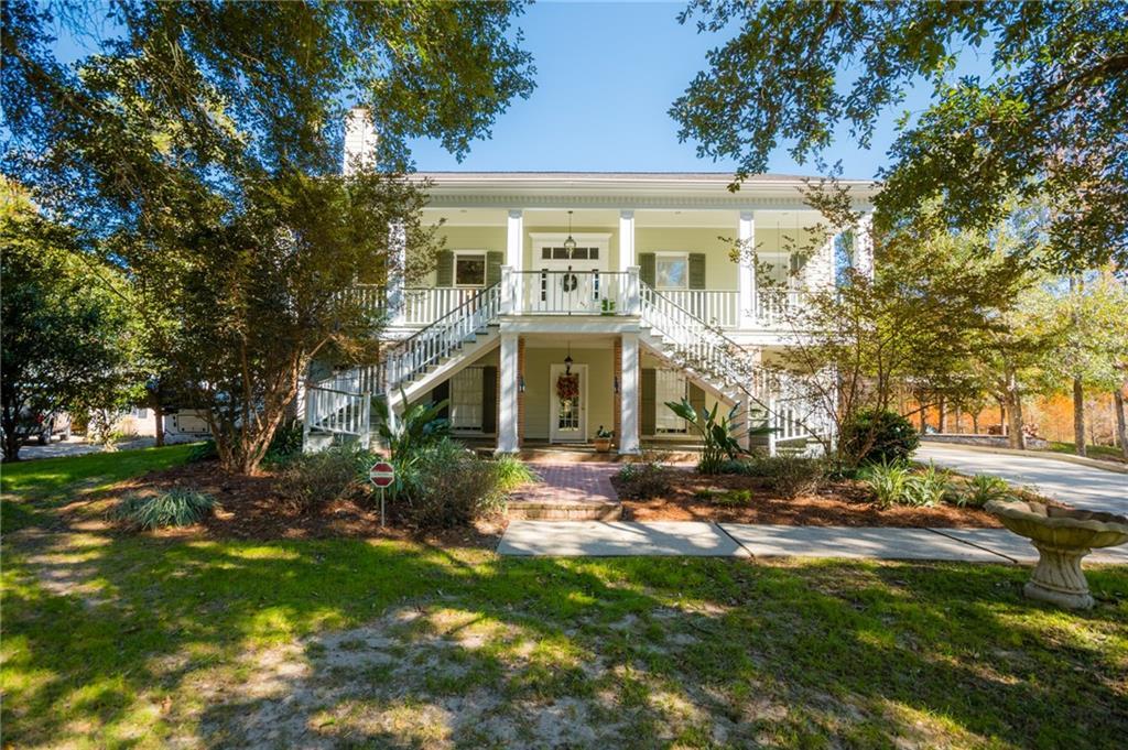 住宅 为 销售 在 108 HOUMAS Court Pearl River, 路易斯安那州 70452 美国
