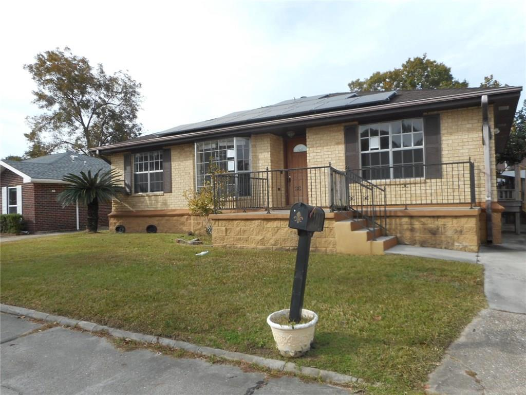 Residencial por un Venta en 133 PETER Lane St. Rose, Louisiana 70087 Estados Unidos