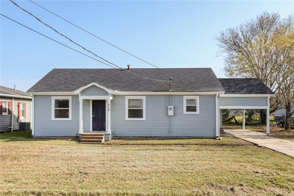 Residential for Active at 229 WILSON Street Raceland, Louisiana 70394 United States