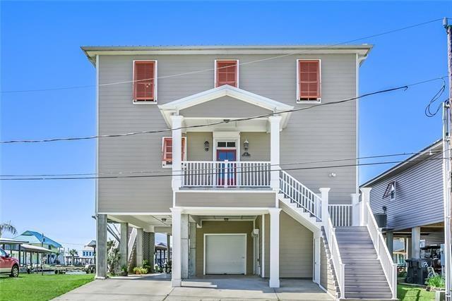 Residencial por un Venta en 111 VELSCO Lane Port Sulphur, Louisiana 70083 Estados Unidos
