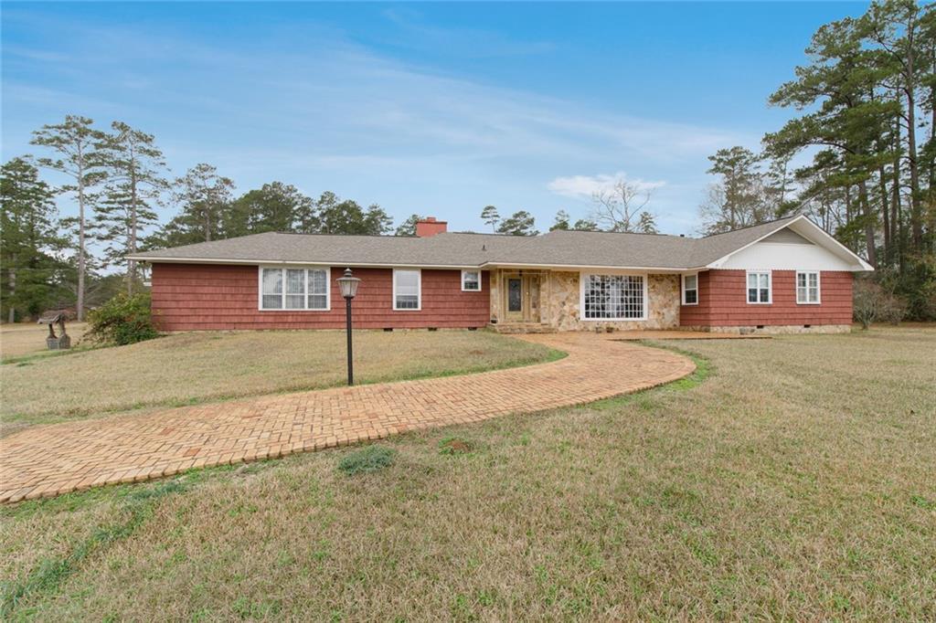 Residencial por un Venta en 1135 HWY 51 Highway Osyka, Mississippi 39657 Estados Unidos