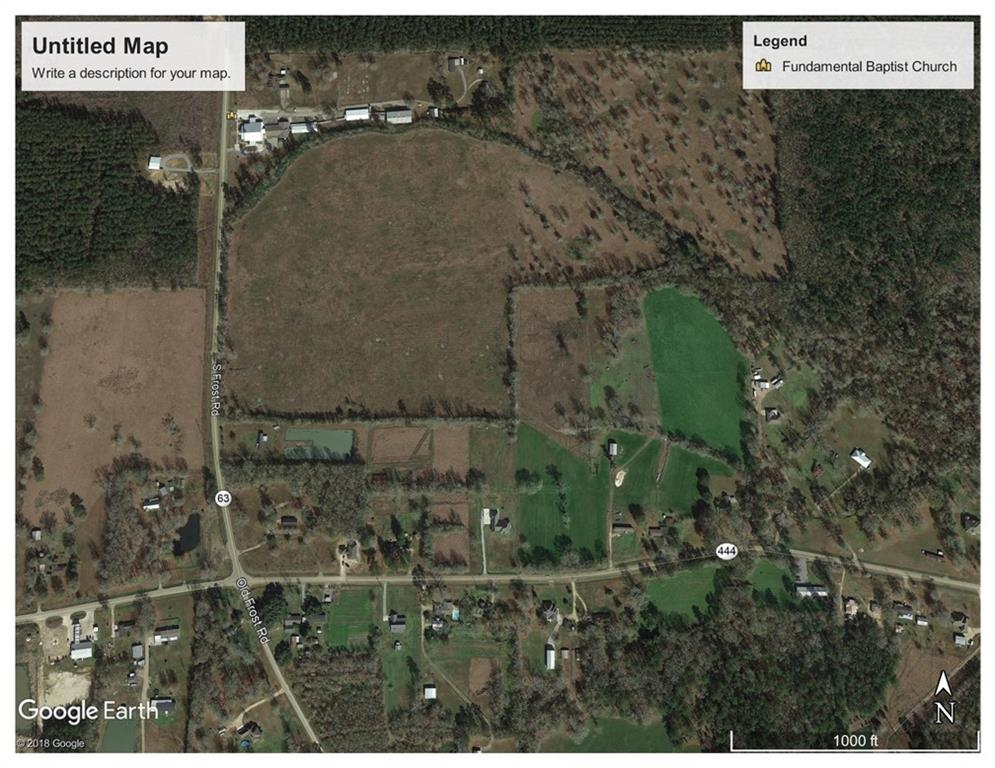 Land for Active at 24126 LA Highway Livingston, Louisiana 70754 United States