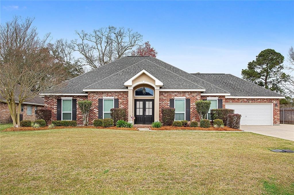 住宅 为 销售 在 122 DUHE Drive Hahnville, 路易斯安那州 70057 美国
