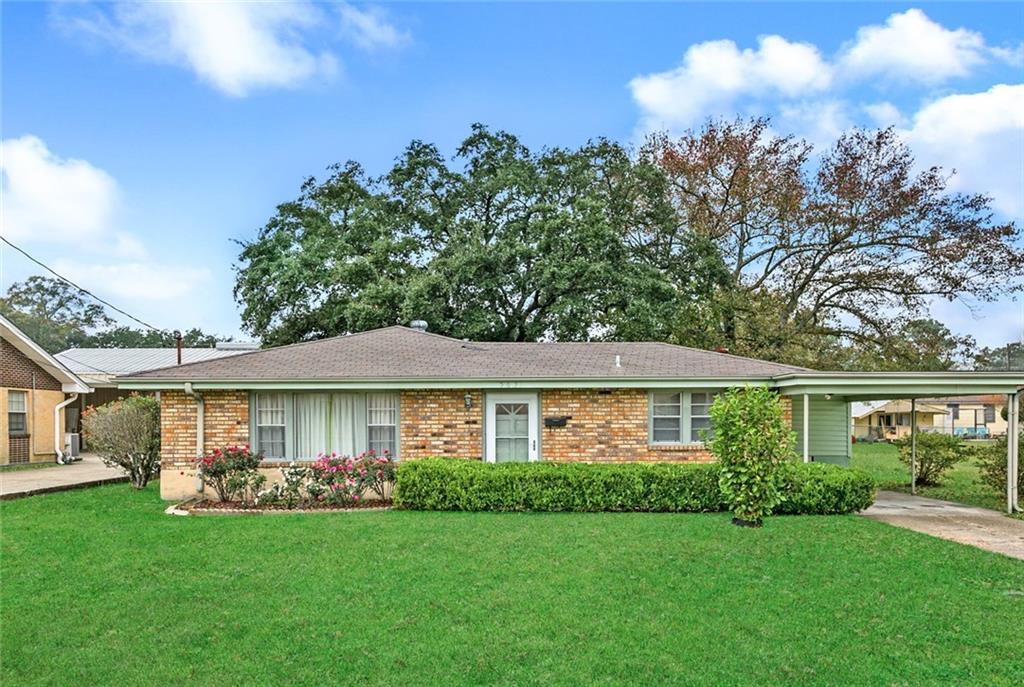 Residencial por un Venta en 563 GOOD HOPE Street Norco, Louisiana 70079 Estados Unidos