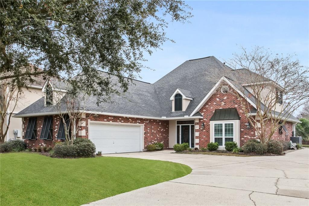 Residential for Active at 27 MUIRFIELD Drive La Place, Louisiana 70068 United States
