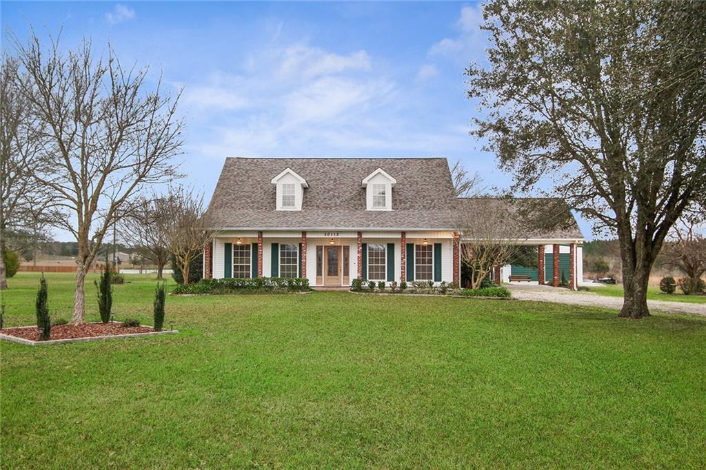 Residential for Active at 50112 AVERETT Road Loranger, Louisiana 70446 United States