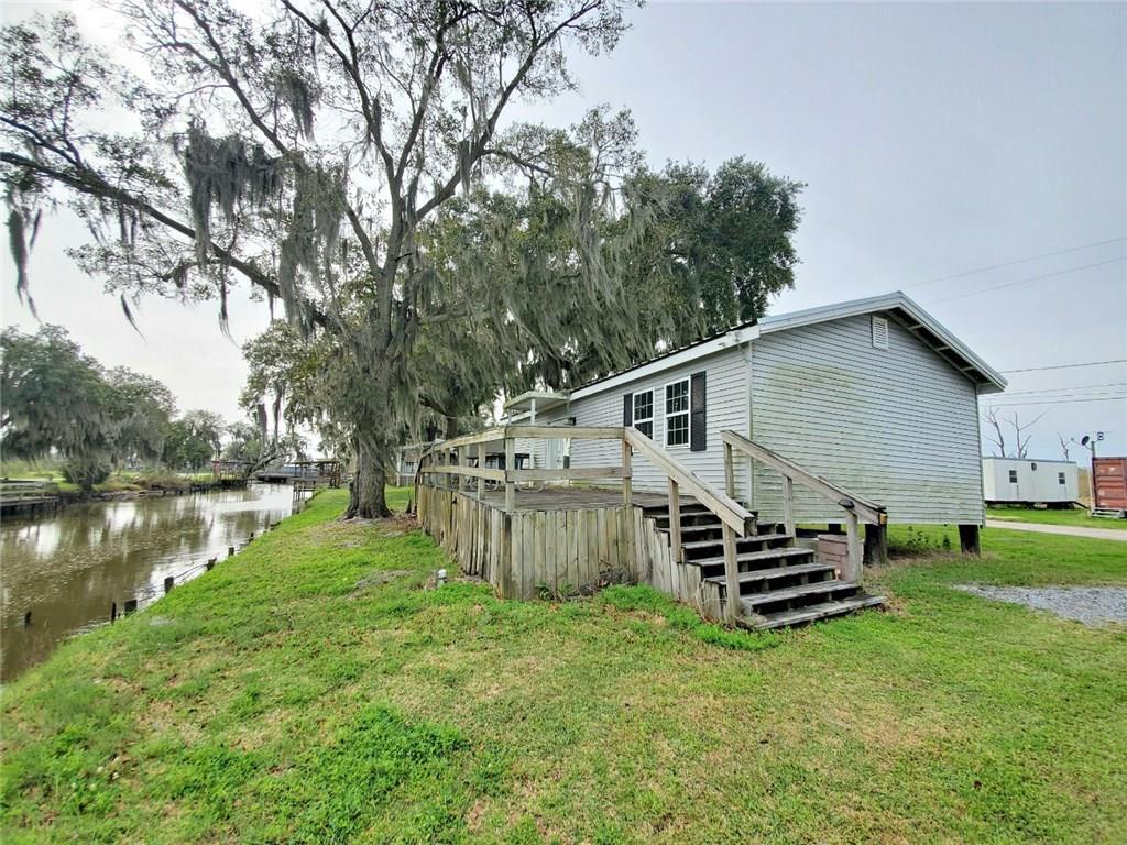 Residencial por un Venta en 113 SUZIE Road Port Sulphur, Louisiana 70083 Estados Unidos