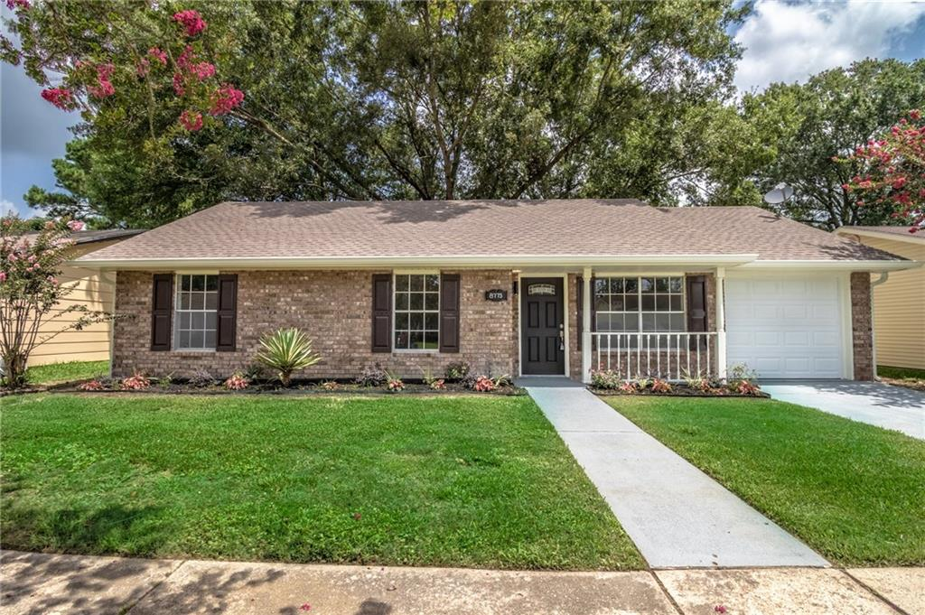 Newly renovated 3 bed, 2 bath home with spacious backyard.  Custom cabinets with quartz counter tops and stainless appliances.  Vinyl plank floor throughout.  Updated bathrooms.   This home is a can't miss!   Schedule a showing today!