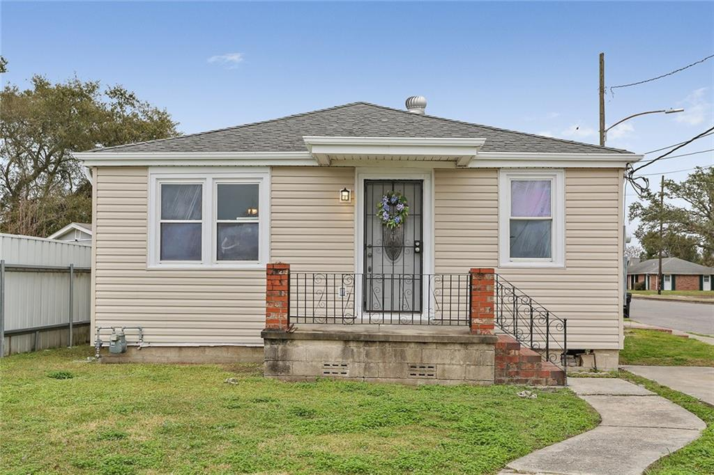 5301 SPAIN Other, New Orleans, Louisiana 70122, 3 Bedrooms Bedrooms, 6 Rooms Rooms,1 BathroomBathrooms,Residential,For Sale,5301 SPAIN Other,2284233