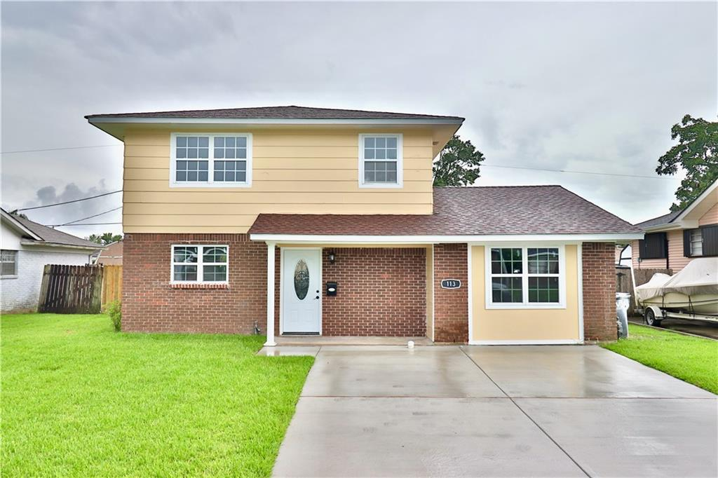 113 HOLY CROSS Place, Kenner, LA 70065