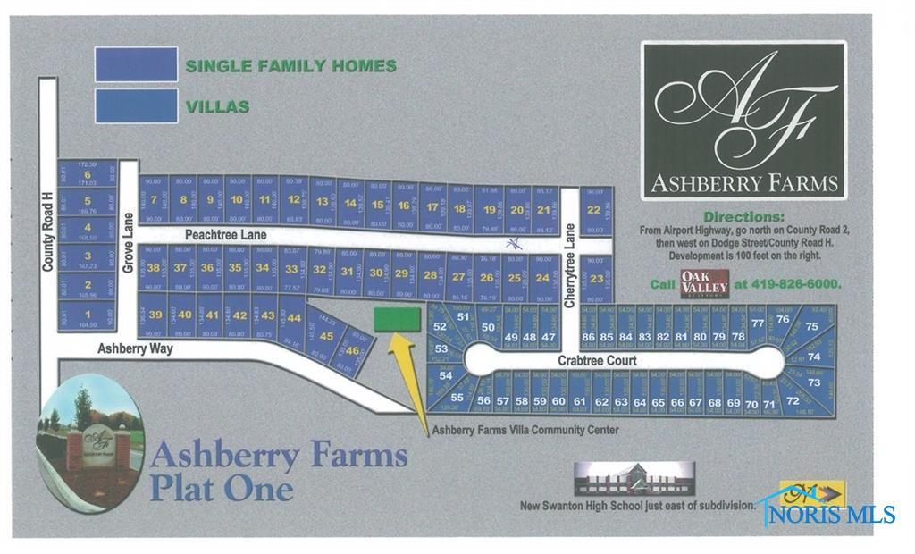 Listing Details for 107 Ashberry Way, Swanton, OH 43558