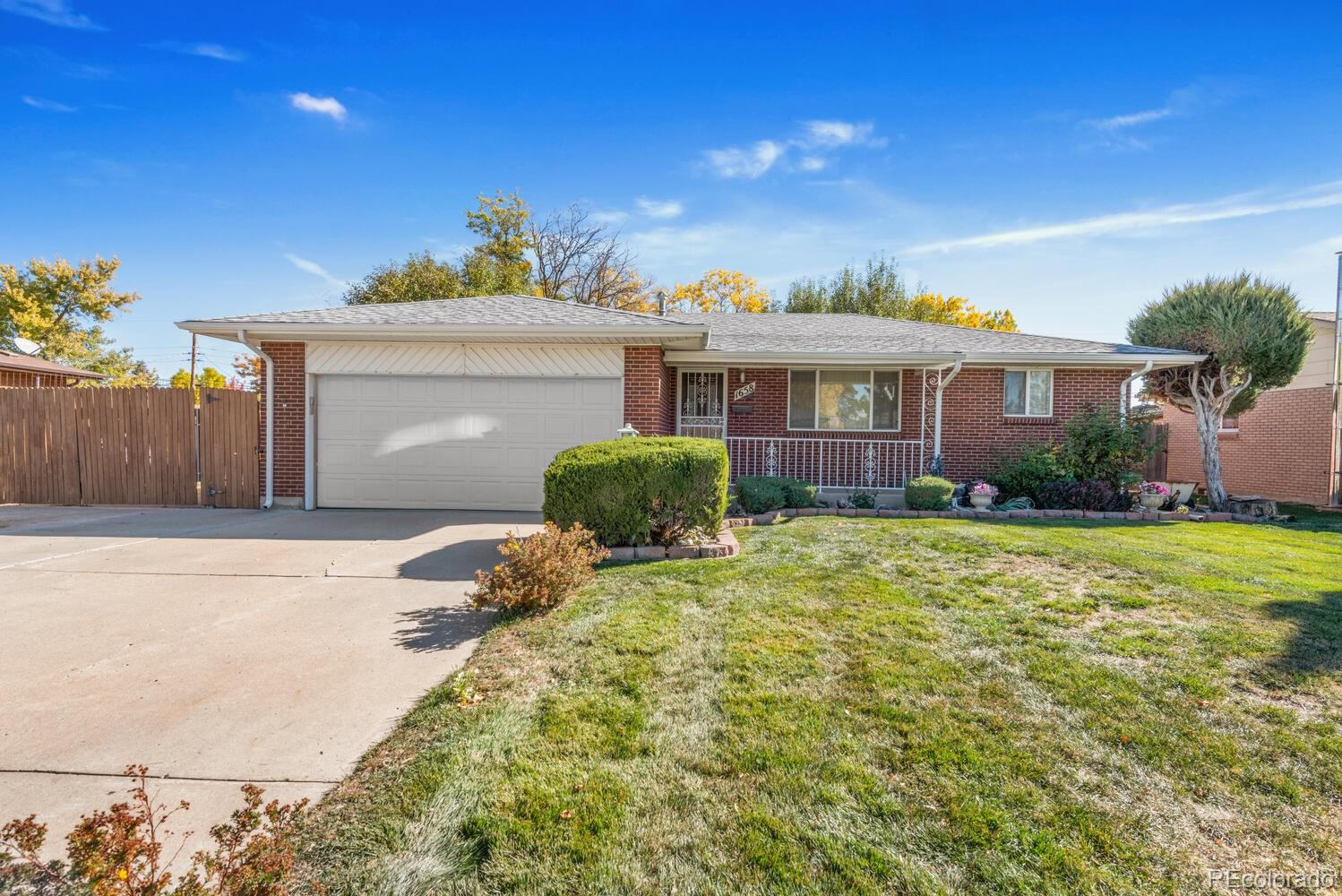 1658 S Dudley Court, Lakewood, CO 80232