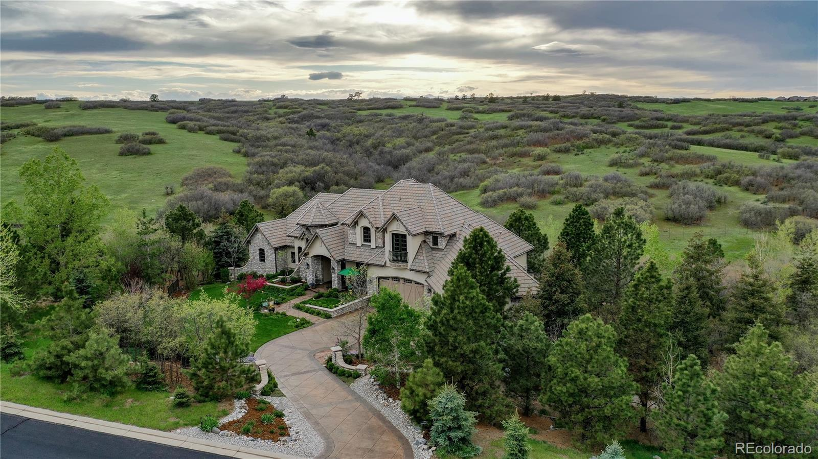 Castle Pines CO Sold House Prices, The Ridge at Castle ...