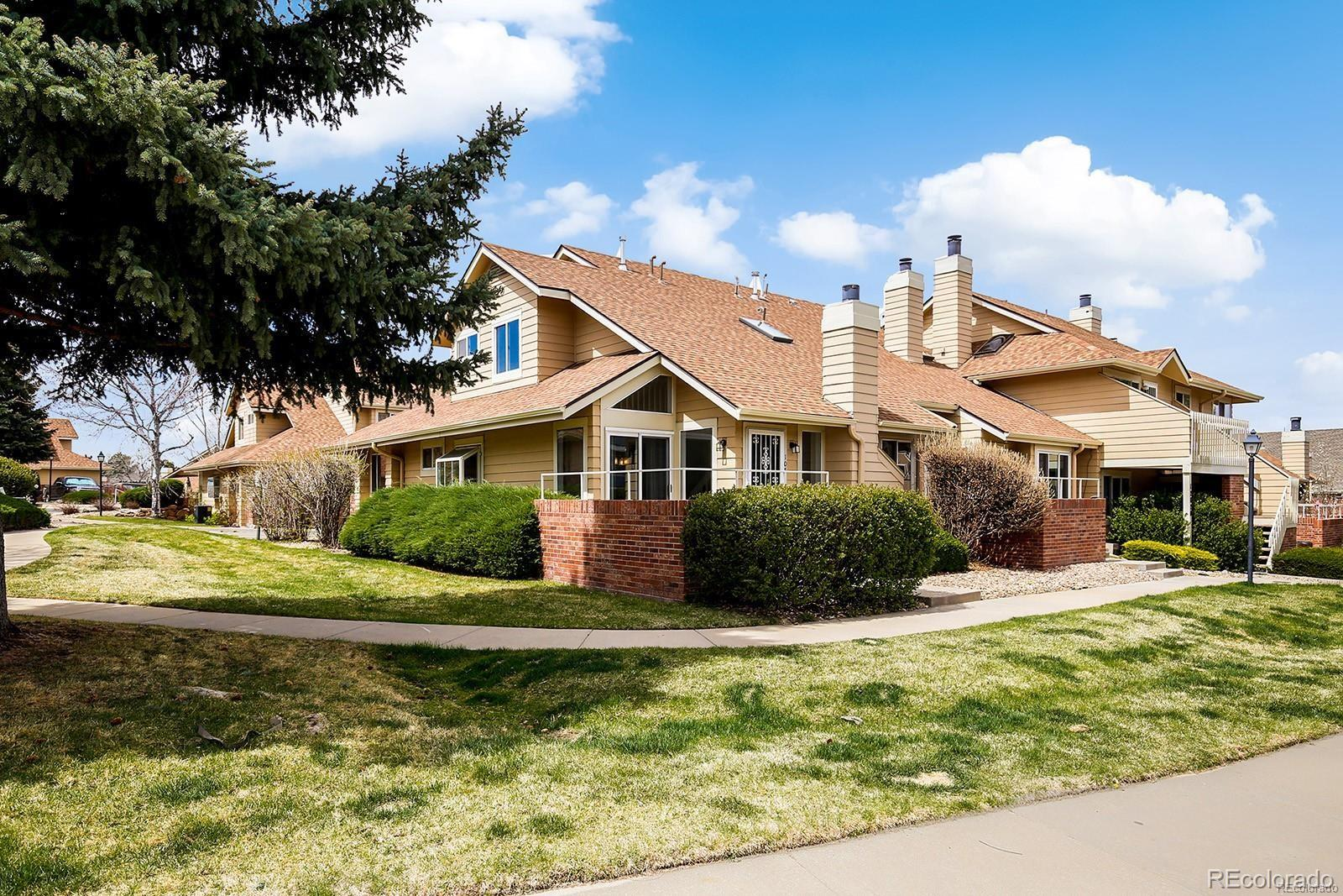 THE most OUTSTANDING REMODEL in the area.  YOU must see to believe.  Every possible SURFACE, has been redone.  ALL switches, lights, baths, vanities, floors, APPLIANCES, are ALL NEW.  WALK to shops, golf, restaurants .  TWO light rail stations CLOSE BY.  EASY ACCESS to I-225, Tech Center, JUST 15 minutes to CHERRY CREEK shopping and restaurants.15-20 to DIA.  Bus service one block.