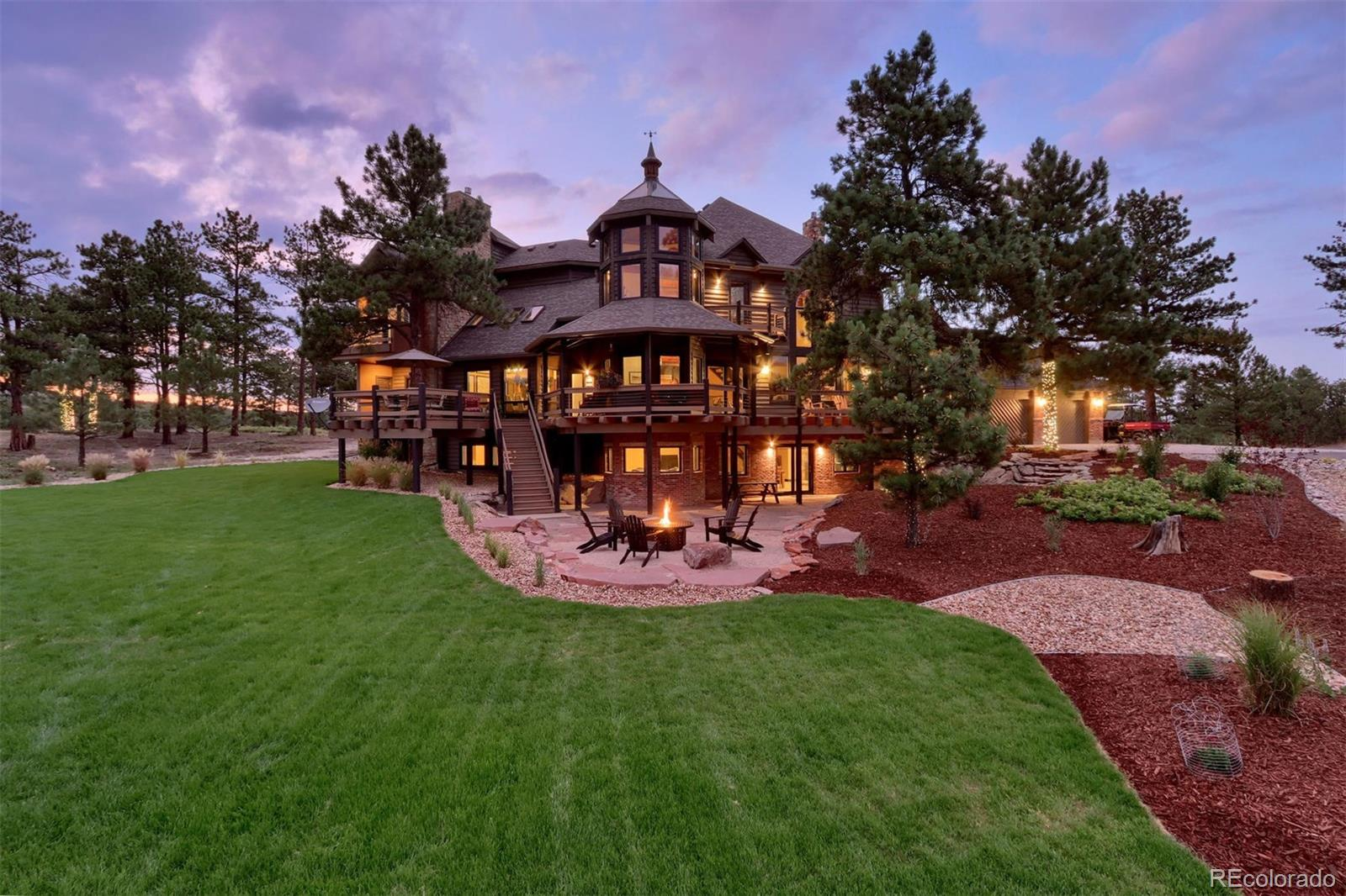 Photo of 5580  Elk View Court, Larkspur, CO 80118