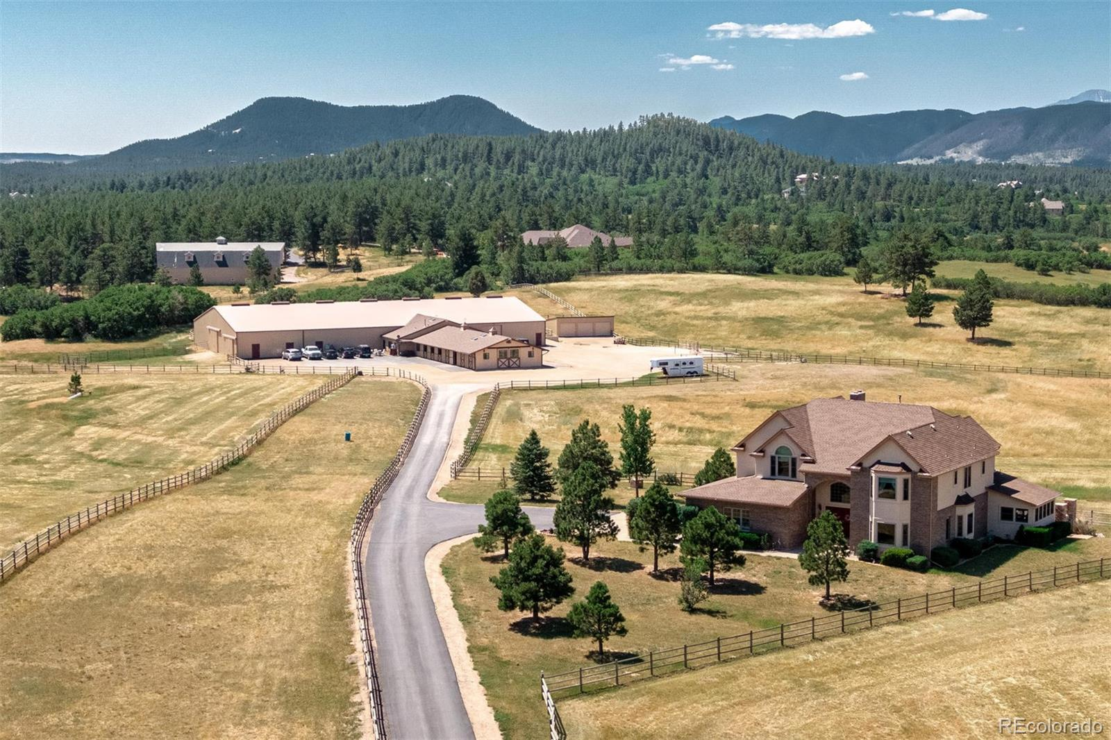 Photo of 1680  Elk View Road, Larkspur, CO 80118
