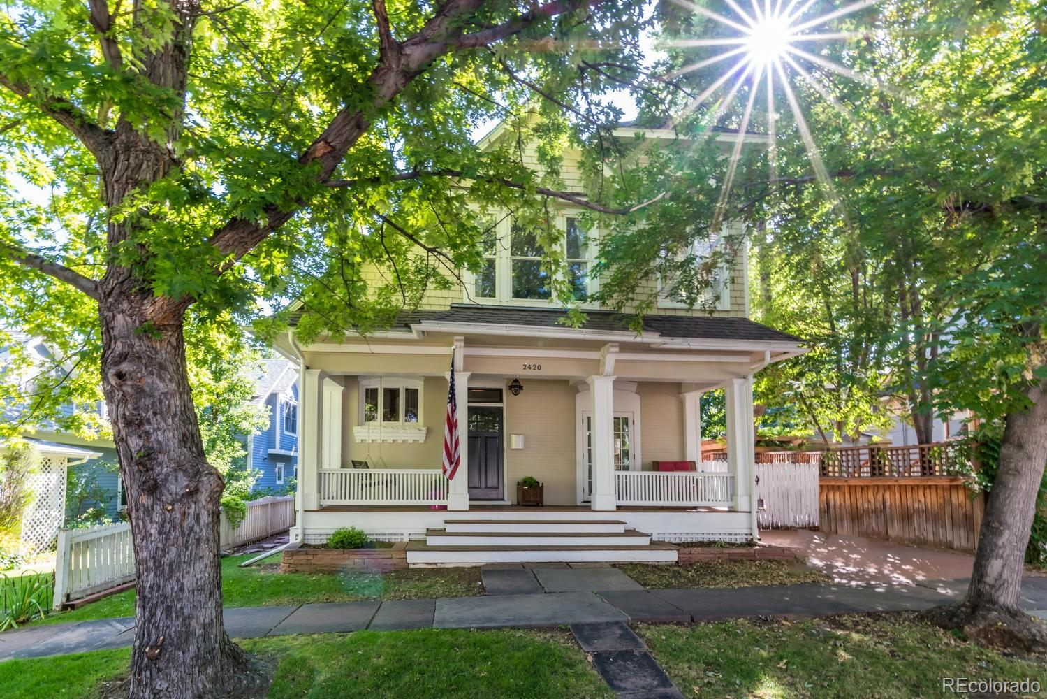 Photo of 2420  10th Street, Boulder, CO 80304