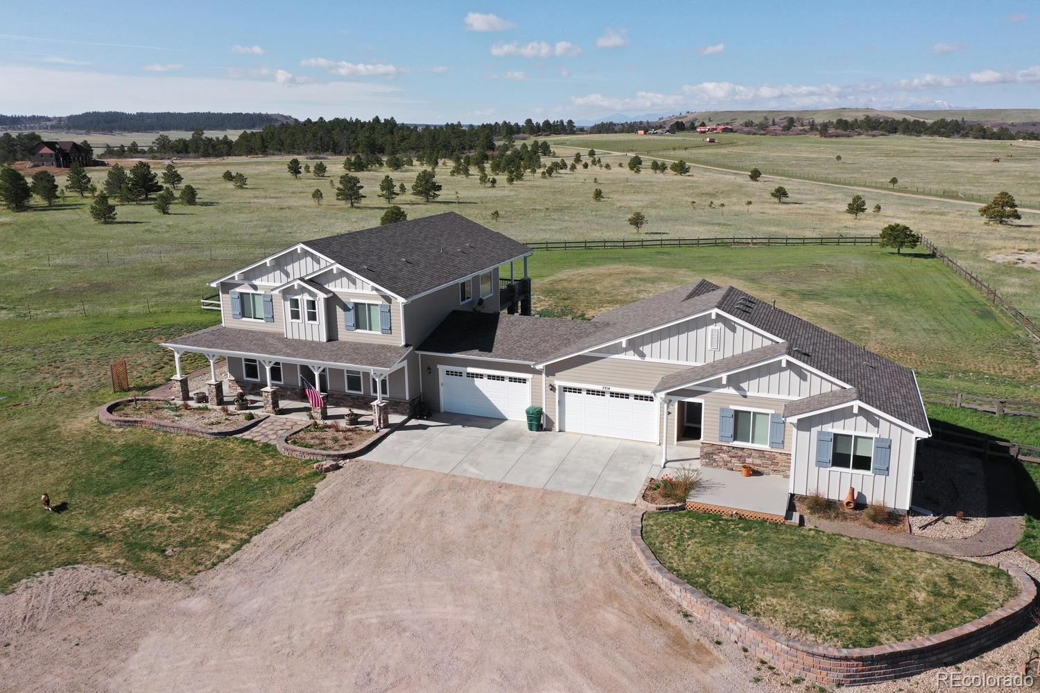 Photo of 7714 E Greenland Road, Franktown, CO 80116