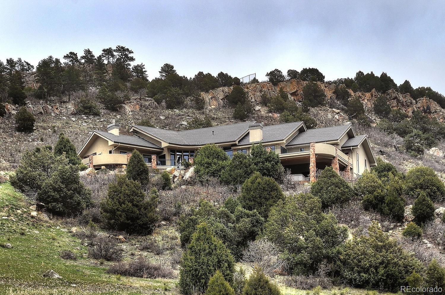 Photo of 5133  Echo Valley Road, Larkspur, CO 80118