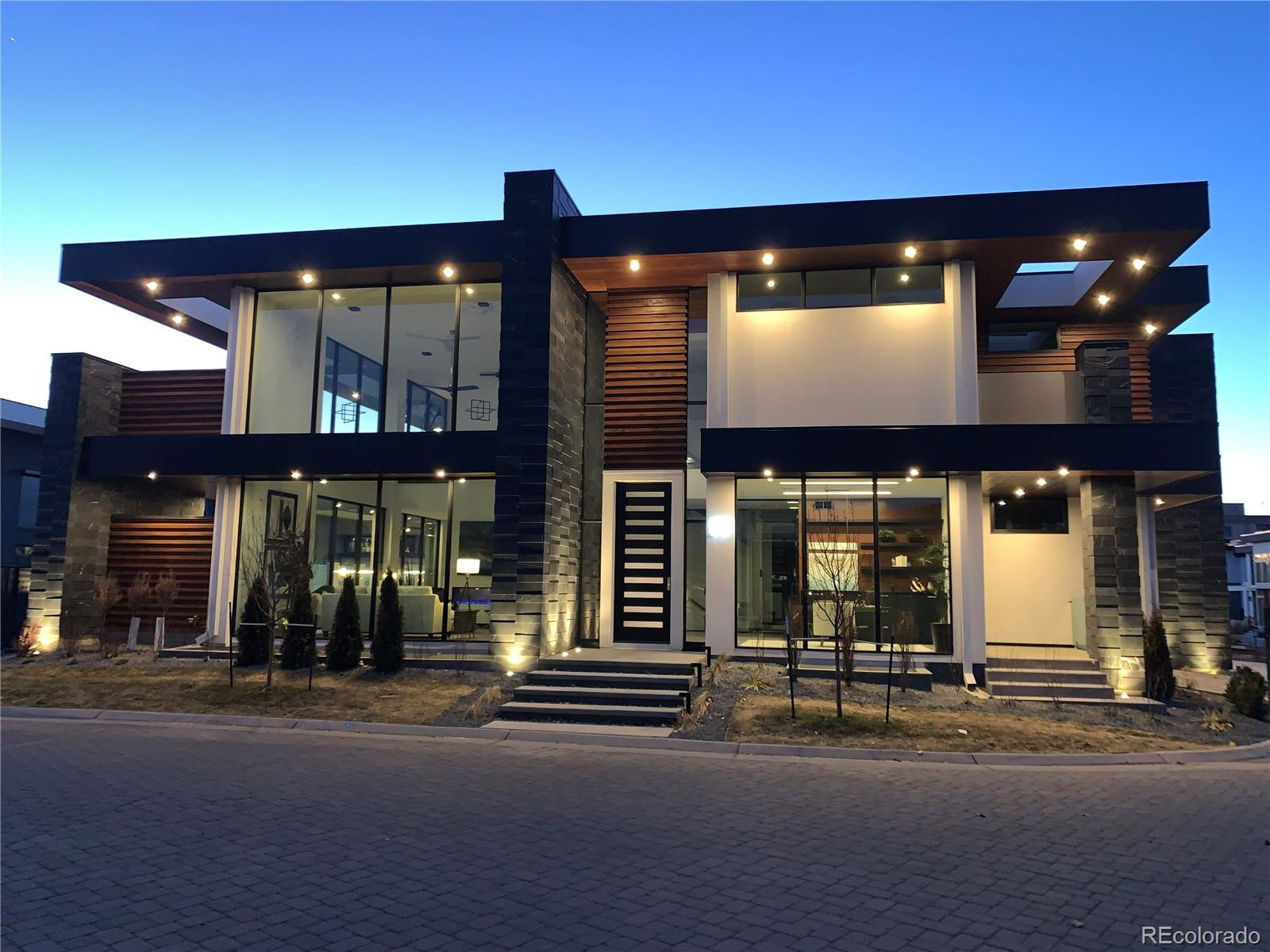 "Absolutely stunning ultra-modern with the highest grade of finish & inclusions that Cherry Creek & Polo Club has to offer, Seriously! A Home that is suitable for any magazine showcase with a private commercial elevator, heated driveway, radiant heated floors, heated lap pool, sauna, movie theater, chilled wine cellar, wet bar with 4-beer taps, floor to ceiling glass, etc... A master suite that is over 1,200 sqft that makes you feel like you are in the Four Seasons or St. Regis private oasis! Custom-built out master closets w/security safe! Smart home pre-wired with all the bells & whistles! A gourmet chef's kitchen that is unbeatable including 48"" range-top,  multiple prep sinks, double warming drawers, steam oven, coffee/espresso, multiple dishwashers & so on... Full-floor to ceiling pocketed glass walls opening indoors to outdoor covered patio & grill station! 4-car oversized finished garage equipped with built-in cabinets, Custom dog wash station & epoxy floor coating. Main floor study with custom built-ins. This home has so much & is truly a showstopper! Happy showing!"