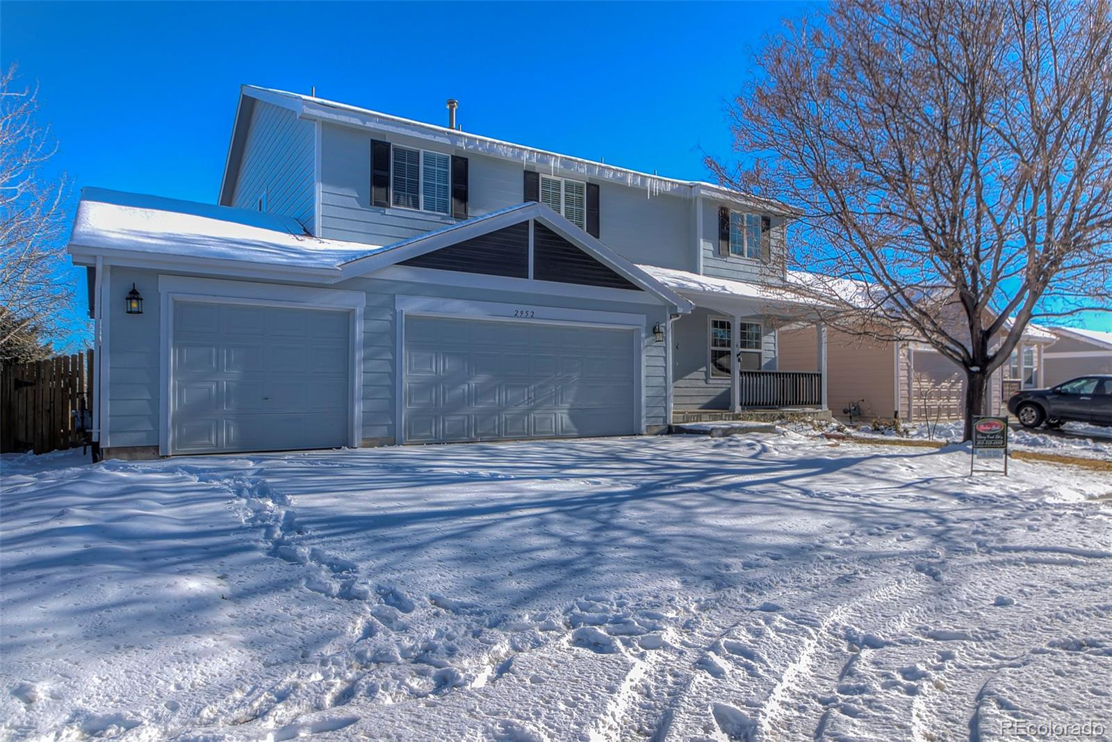 Don't blink or you'll miss it! This beautifully remodeled home is all ready for your buyer! New paint, New countertop, New wood floor in the living area, New refrigerator and stove, New carpet, close to shopping and parks.