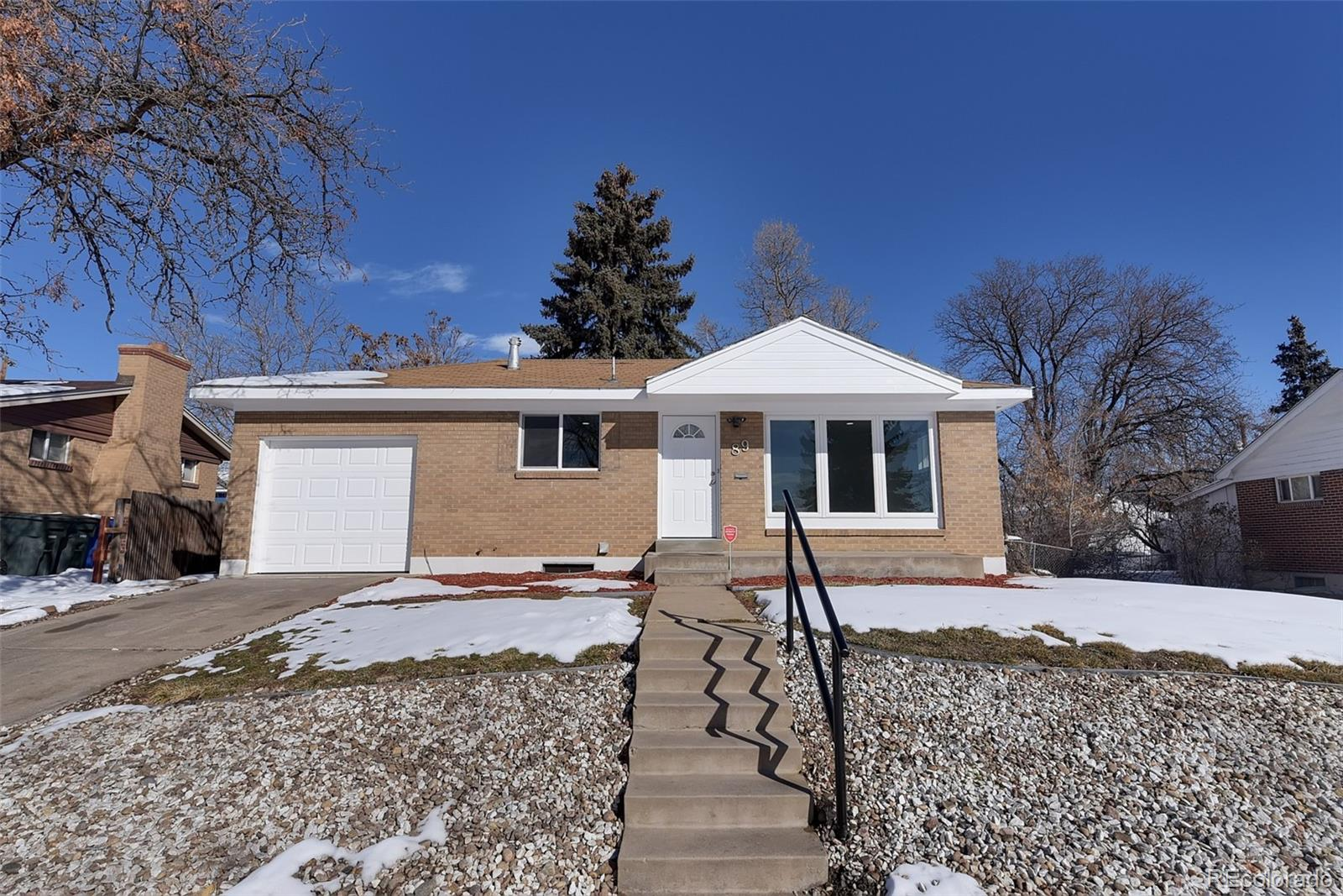 Nice Remodel! Come enjoy many many future years of low maintenance living! Newer Roof, Windows, and Furnace. New Kitchen, Baths, Carpet, Paint, Light Fixtures and More! Close to restaurants, shopping, and transportation!