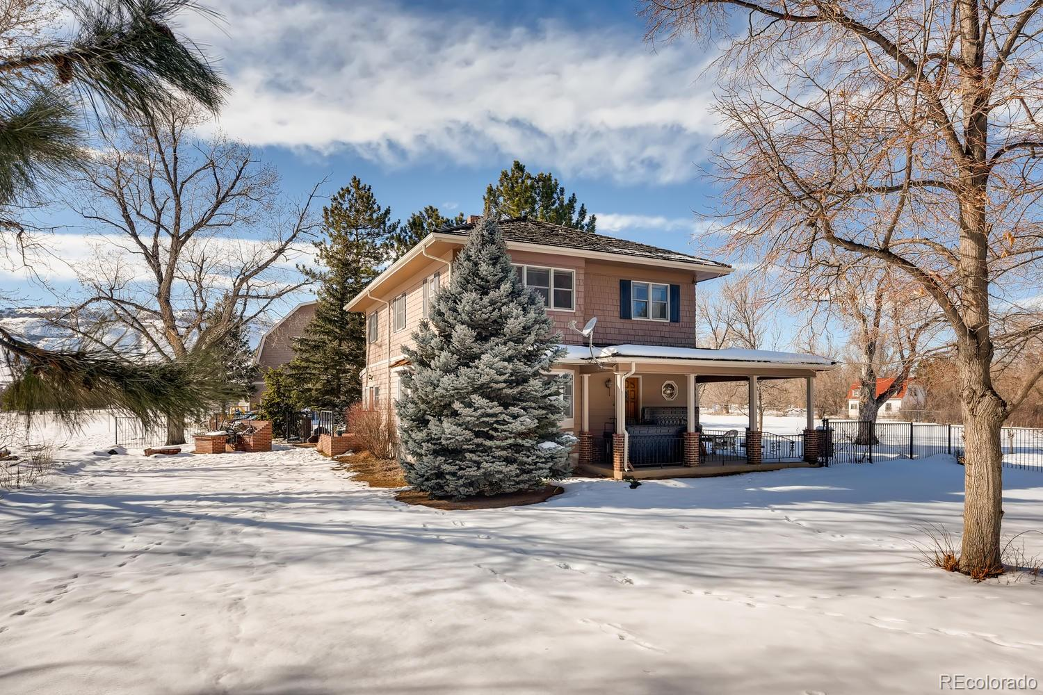Photo of 5025  Mcintyre Street, Golden, CO 80403