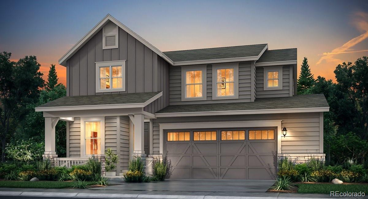 Available July 2020! The gorgeous new Pinnacle 2-story features, 4 upper beds, 2.5 baths, laundry, great room, kitchen, main floor study, dining room, unfinished basement for your future expansion, 2 car garage and more. Located on a cul-de-sac and backing to open space. The kitchen features a wraparound island w/sink & dishwasher. Gorgeous finishes and upgrades throughout. Lennar provides the latest in energy efficiency and state of the art technology with several fabulous floorplans to choose from. Energy efficiency, and technology/connectivity seamlessly blended with luxury to make your new house a home. Barefoot Lakes offers single family homes for every lifestyle. Close to dining, shopping, entertainment and other amenities. This community features extensive trails, wide open spaces, and twin sapphire lakes all set against backgrounds of deep blue skies and Colorado's breathtaking sunsets!