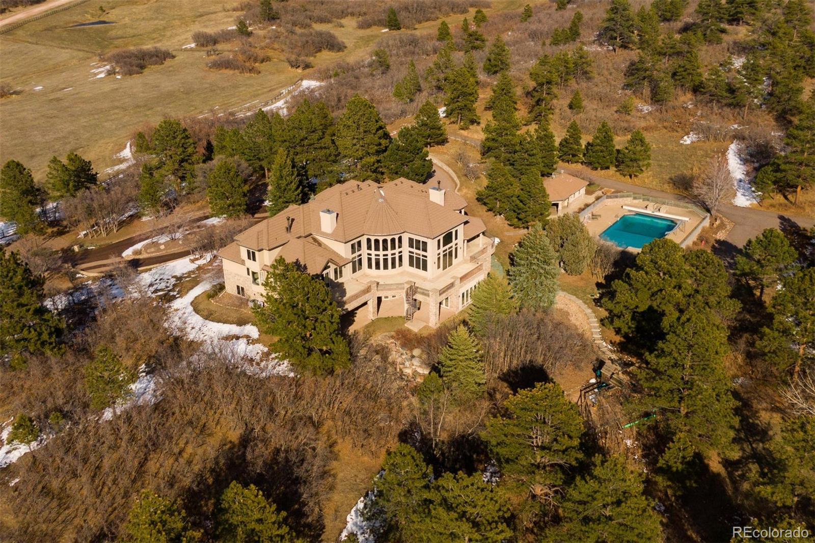 Photo of 2056  Elk View Road, Larkspur, CO 80118