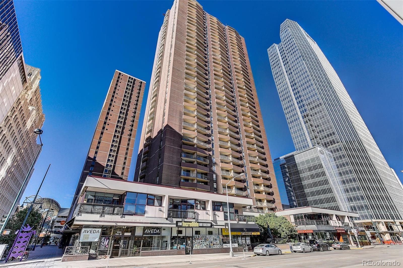 Deeded Parking Space in Brooks Tower.  Sub-basement level spot offers low cross traffic and easy access to elevator entrance.  This is a parking space only and does not include a condo, those are sold separately.  Must be an owner/buyer in the building to purchase.