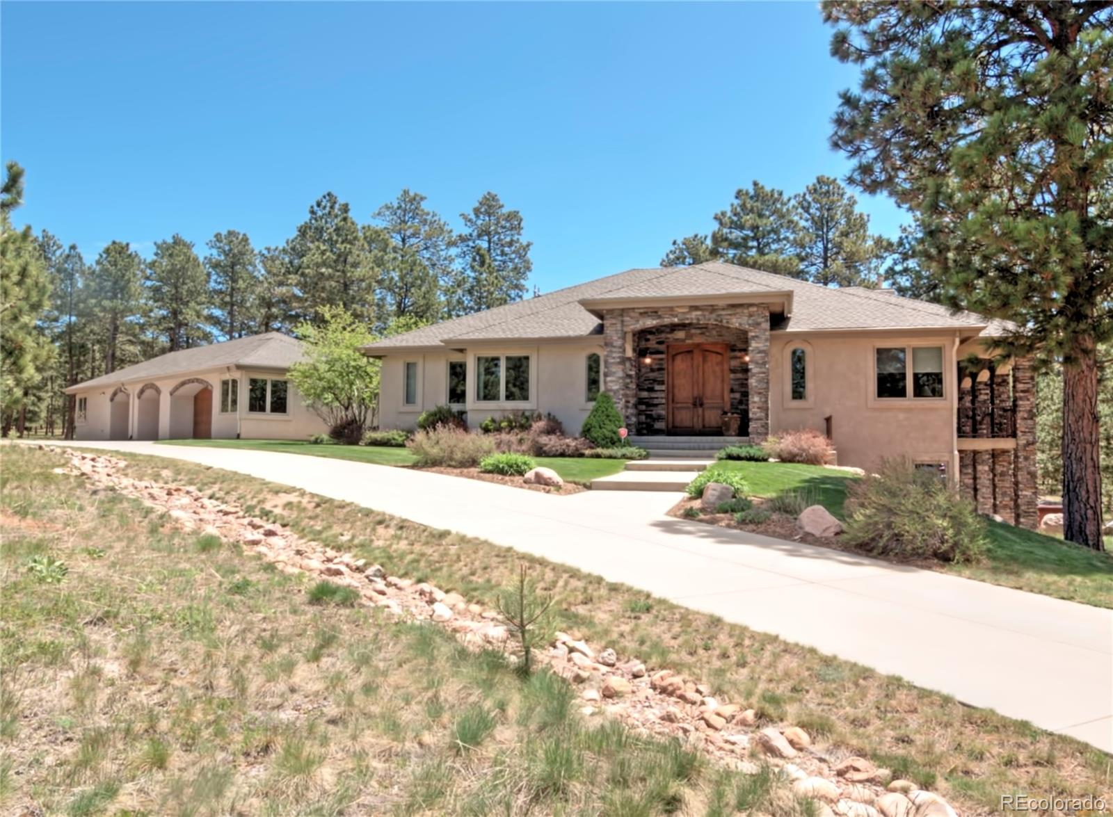 Photo of 1260  Scarsbrook Court, Monument, CO 80132