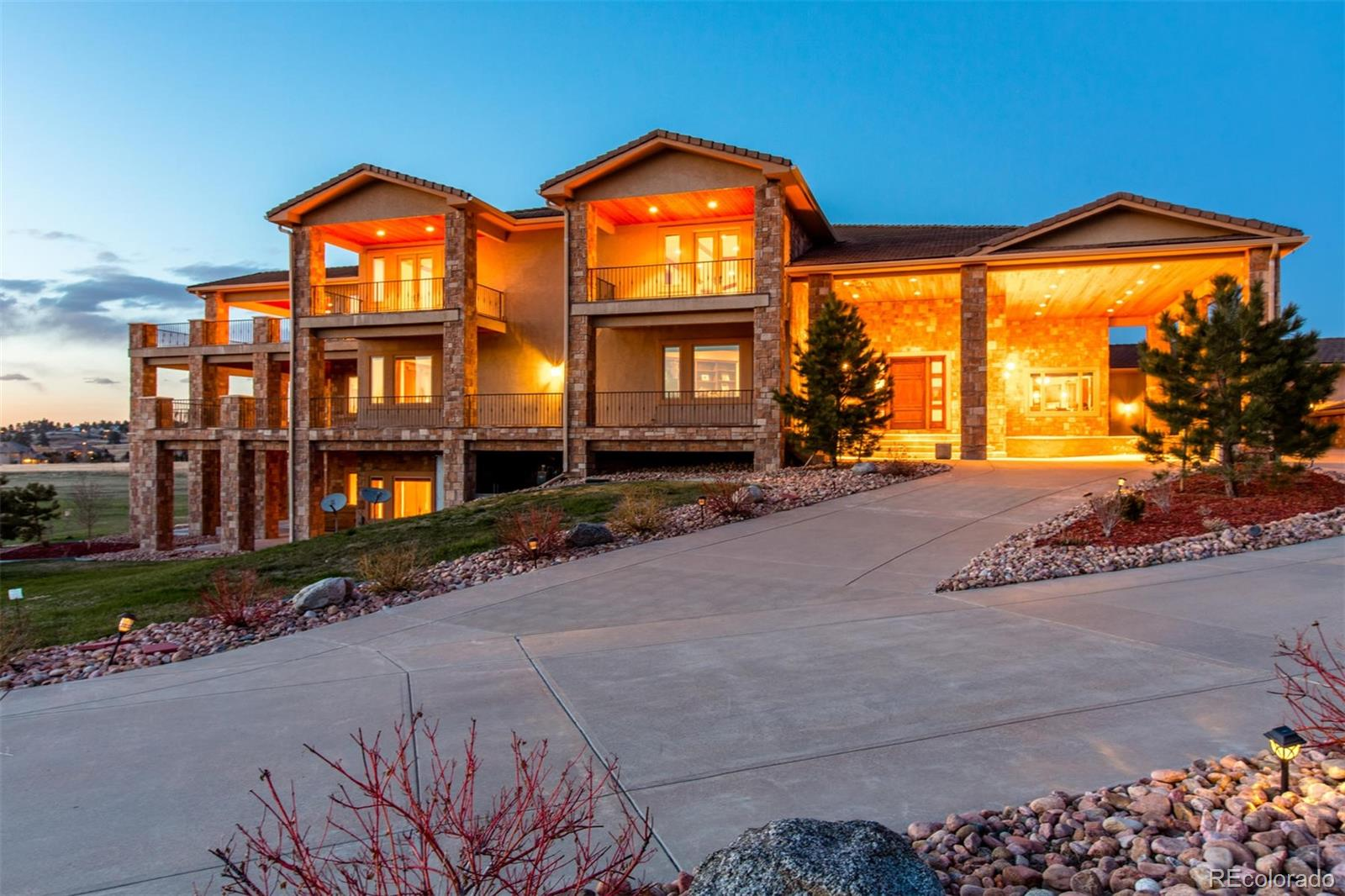 Photo of 7375  Sagebrush Drive, Parker, CO 80138