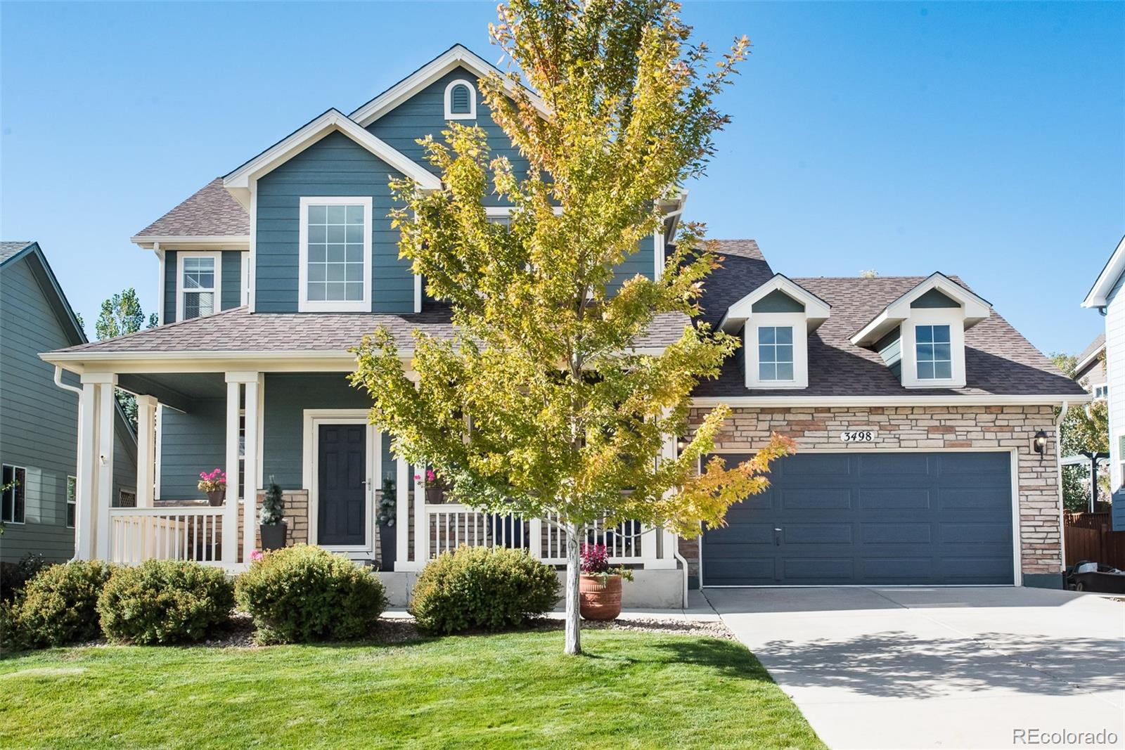 Photo of 3498  Softwind Point, Castle Rock, CO 80108