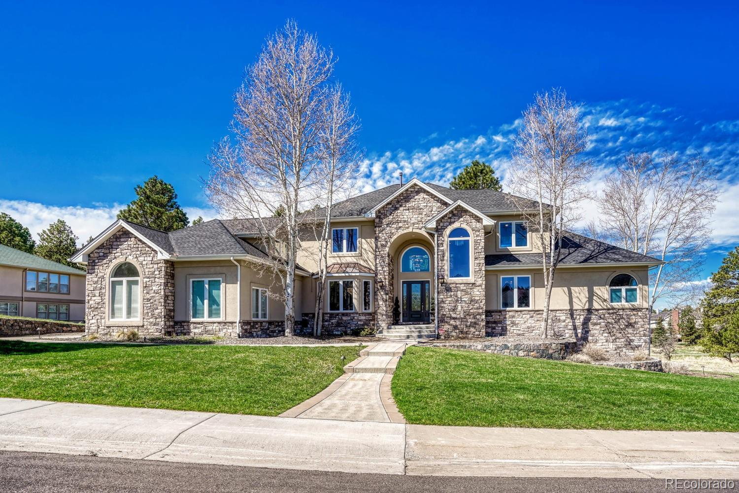 Photo of 5281  Sage Thrasher Road, Parker, CO 80134