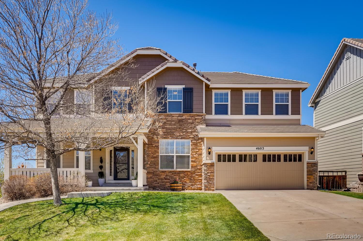 Photo of 4603  Heartwood Way, Castle Rock, CO 80109