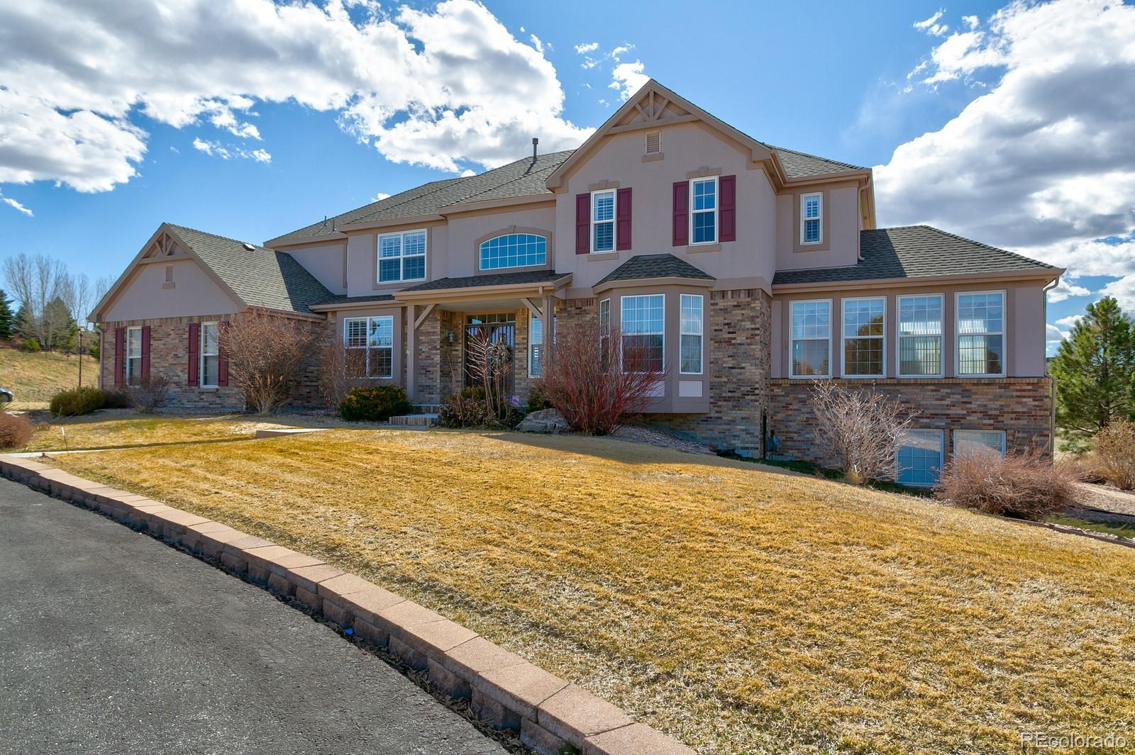 Photo of 12615 S Robinson Ranch Drive, Parker, CO 80134