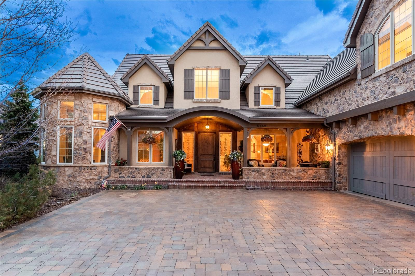 Photo of 5742  Amber Ridge Place, Castle Pines, CO 80108