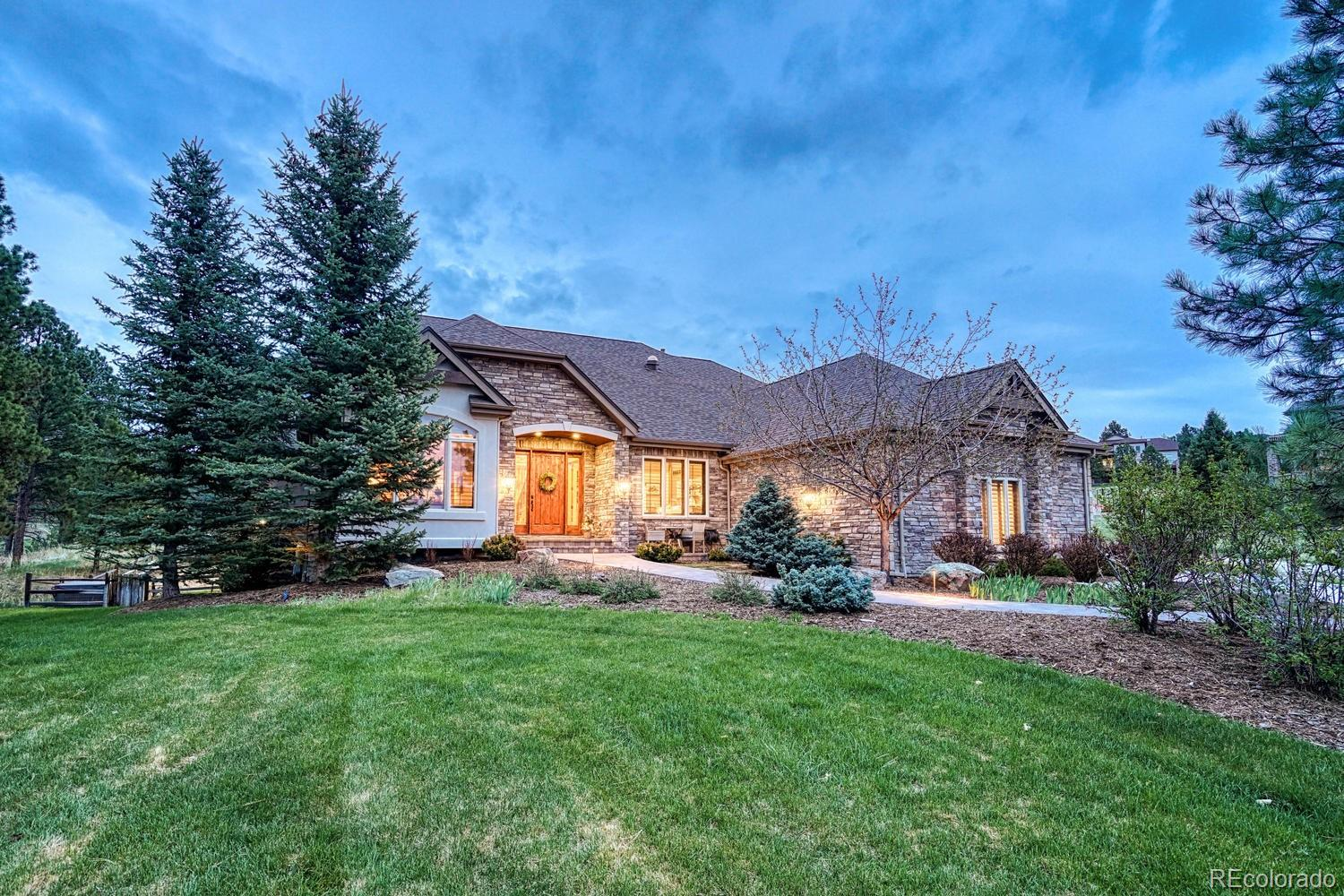 Photo of 5296  Sage Thrasher Road, Parker, CO 80134