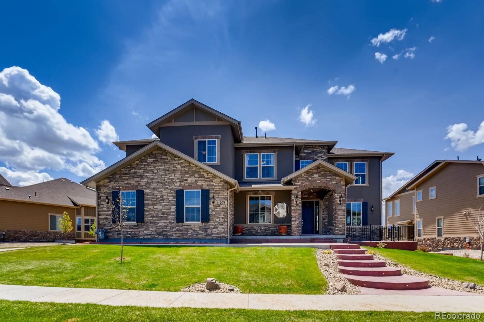 Photo of 11621  Pine Canyon Drive, Parker, CO 80138