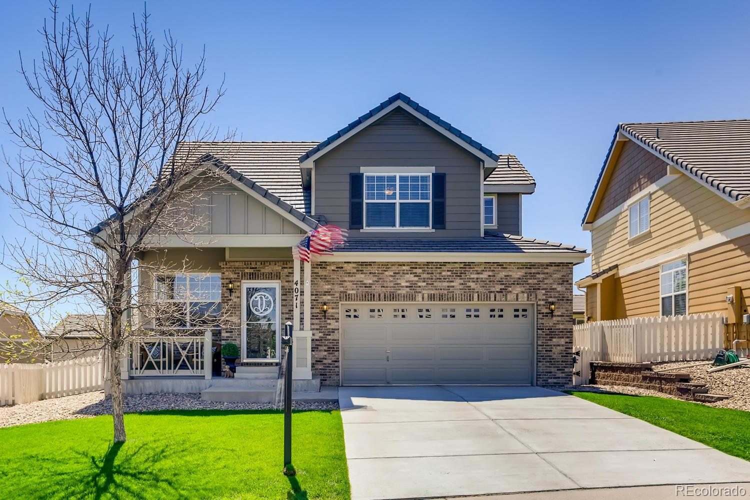 Photo of 4071  Bountiful Circle, Castle Rock, CO 80109