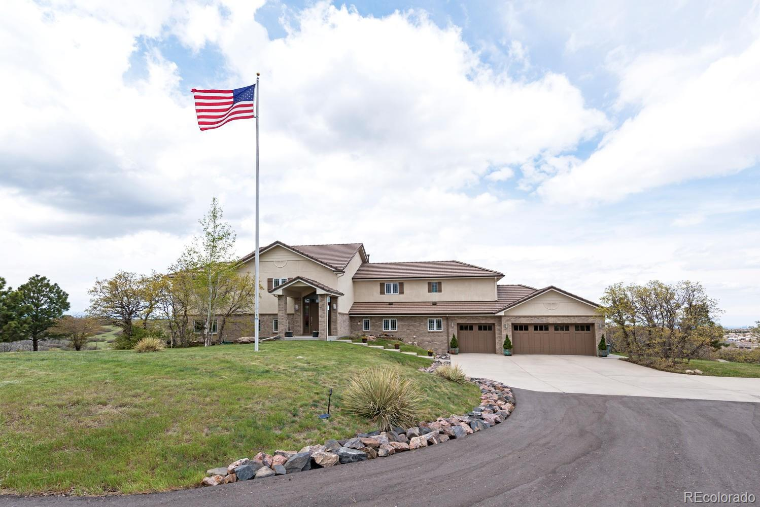 Photo of 1471  Olde Happy Canon Road, Castle Pines, CO 80108