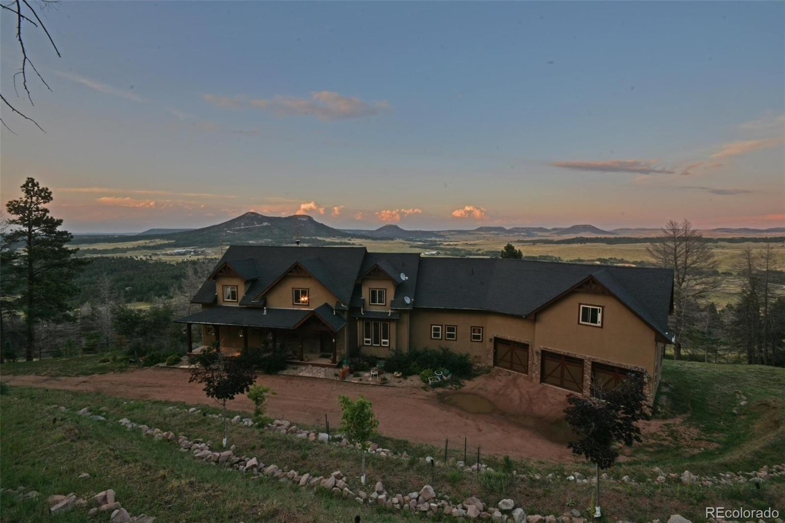 Photo of 2476  Valley Park Drive, Larkspur, CO 80118