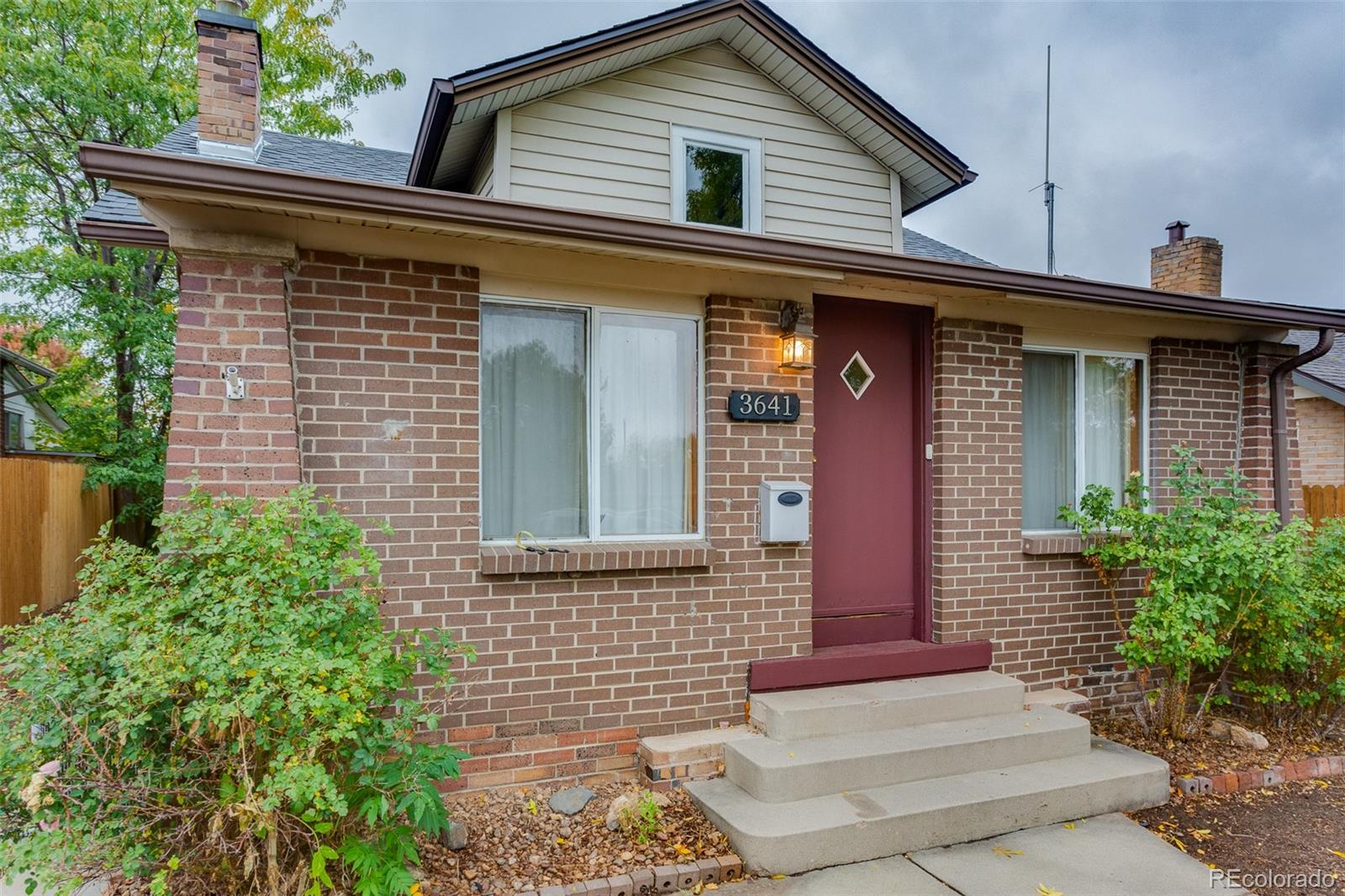Check out this great home in the Clayton neighborhood close to public transportation and all that downtown Denver has to offer. This ranch style home has a large family room and main floor master bedroom. The garage is large enough to fit two cars and still have room for all of your mountain equipment. There is plenty of off street parking for your toys located on the concrete apron around the garage. The cozy patio in the back yard comes with a hot tub. The roof is two years old, with impact resistant shingles.