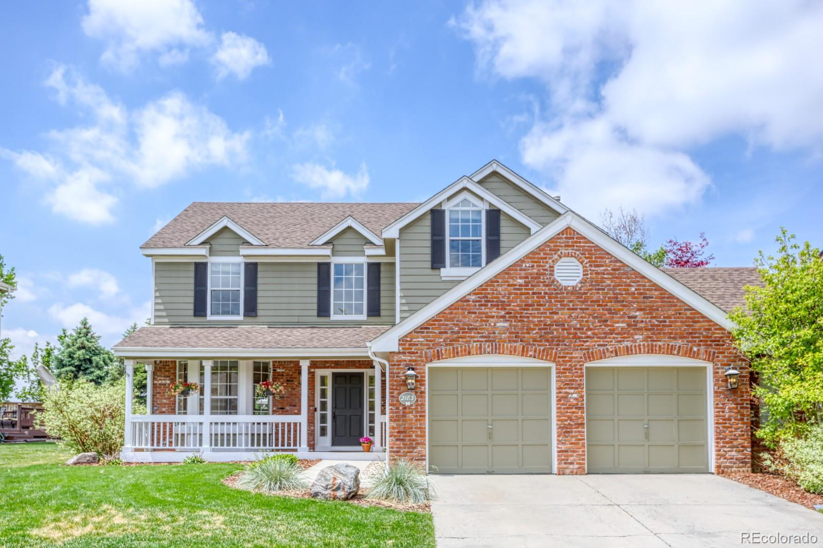 Photo of 2183  Weatherstone Circle, Highlands Ranch, CO 80126
