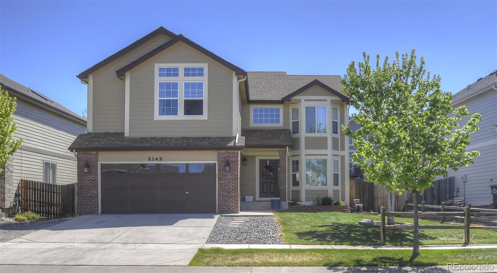 Photo of 5345  War Paint Place, Colorado Springs, CO 80922