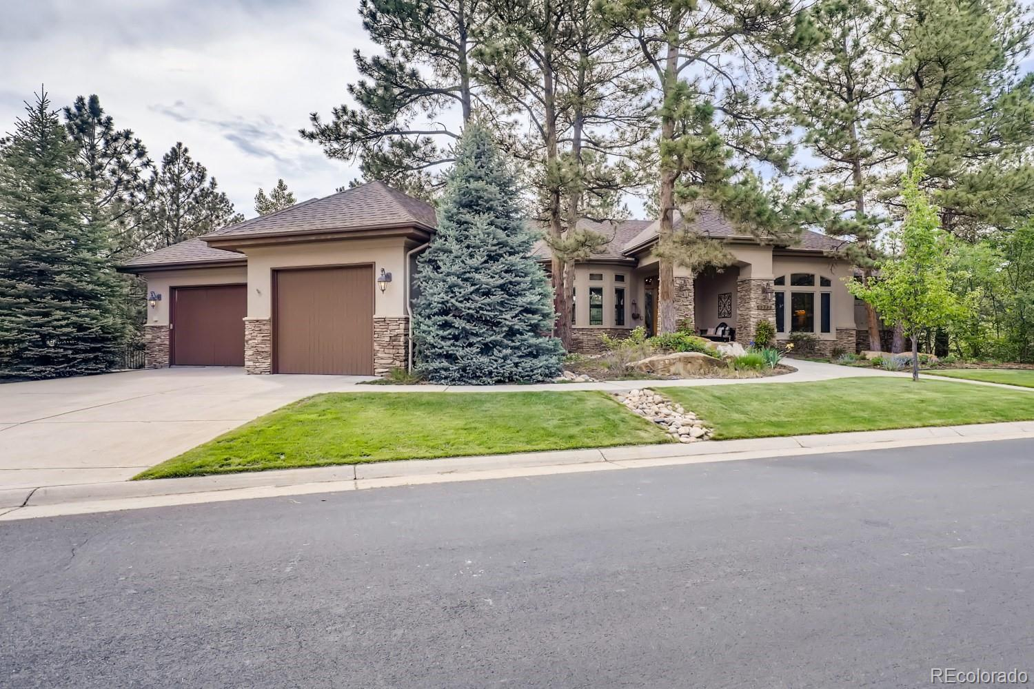 Photo of 1277  Forest Trails Drive, Castle Pines, CO 80108