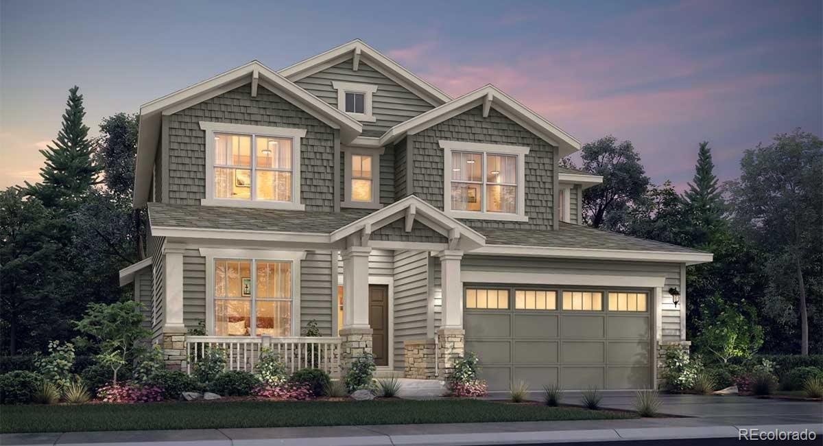 Available in July 2020! Turnberry is a stellar Lennar community. This gorgeous 2-story Ashbrook features 3 beds, 3.5 baths, loft dining & great room, study, kitchen, unfinished basement for future expansion & 3 car garage. Upgrades and finishes include Espresso cabinets, Silver Falls granite, luxury vinyl plank floor, extended rear deck and more. Lennar seamlessly blended & showcased the unparalleled beauty of Colorado with the most innovative homes, energy efficient technologies & modern conveniences, bringing the best of both worlds together. Each plan is thoughtfully designed to combine elegance & luxury together with hi-tech energy efficient features. What some builders consider high-end upgrades, Lennar makes standard – an over $35,000 value.This community offers single family homes for every lifestyle. Close to dining, shopping, entertainment and other amenities. Easy commute to DIA, Downtown Denver, Golden, Boulder & beyond. Come see what you have been missing today! Don't wait – this community will sell out quickly!